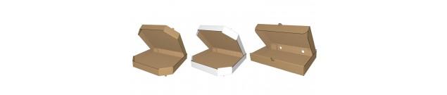 Коробки для пиццы и пирогов